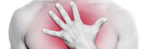 Основные причины боли в грудной клетке