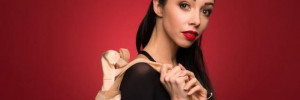 Екатерина Кухар призналась, почему не надевает серьги на паркет «Танці з зірками»