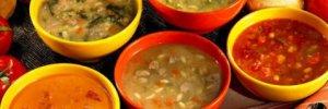 Как приготовить вегетарианский суп?