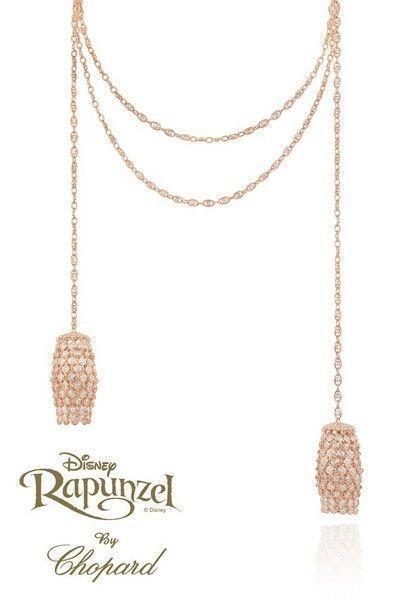 Chopard создал коллекцию украшений для принцесс Диснея