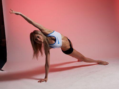 Упражнения пилатес для похудения