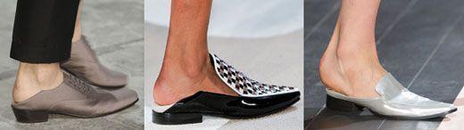 Модная обувь сезона весна-лето 2012, женская мода, тенденции сезона