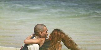 Рианна отметила 25-летие с Крисом Брауном