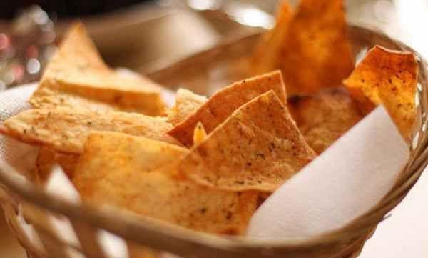 Домашние чипсы – отличная закуска к пиву
