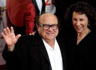Дэнни де Вито расстался с женой после 30 лет брака