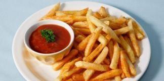 Вегетарианское меню: рецепты блюд из картофеля