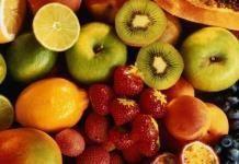 Фрукты и овощи можно будет заменить порошком