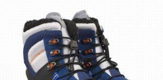 ECCO Biom Hike Kids - премированные детские ботинки