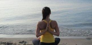 Йога: упражнения для похудения