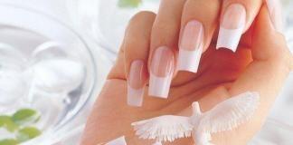 Как делать коррекцию ногтей в домашних условиях