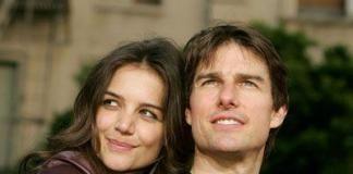 Развод Тома Круза и Кэти Холмс - фальшивка