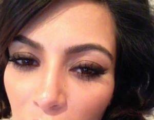 Ким Кардашьян увеличила губы во время беременности