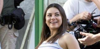 Мила Кунис потолстела: фото