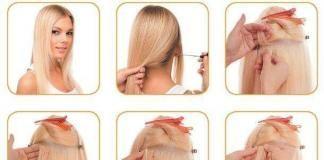 Ленточное наращивание волос. Просто, надежно, доступно