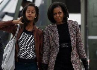 14-летняя дочь Барака Обамы - новая законодательница моды. Фото