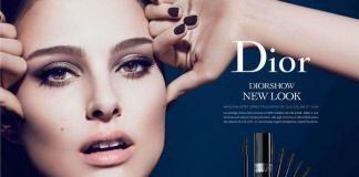 Реклама туши Dior с Натали Портман оказалась под запретом