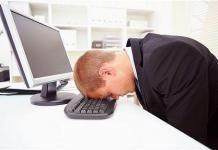 Почему хочется спать на работе? Ответ найден