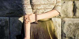 С чем носить плиссированные юбки?