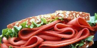 Горячие бутерброды с помощью утюга