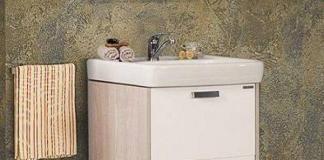 Креативная и традиционная мебель для ванной