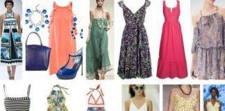 Многообразие летних платьев и сарафанов