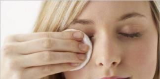 Как правильно снимать макияж?