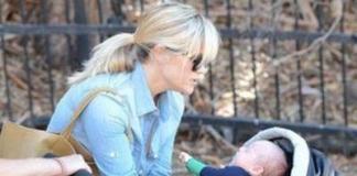 Риз Уизерспун и новорожденный сын: первые фото