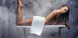 Упражнения с полотенцем в домашних условиях