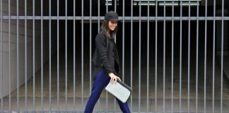 Вопрос моды – с чем носить черные ботильоны