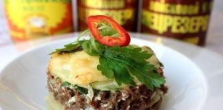 Картофель Дофине вкуснейший рецепт второго блюда от шеф-повара