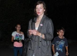 Мила Йовович без макияжа: так ли уж красива? Фото
