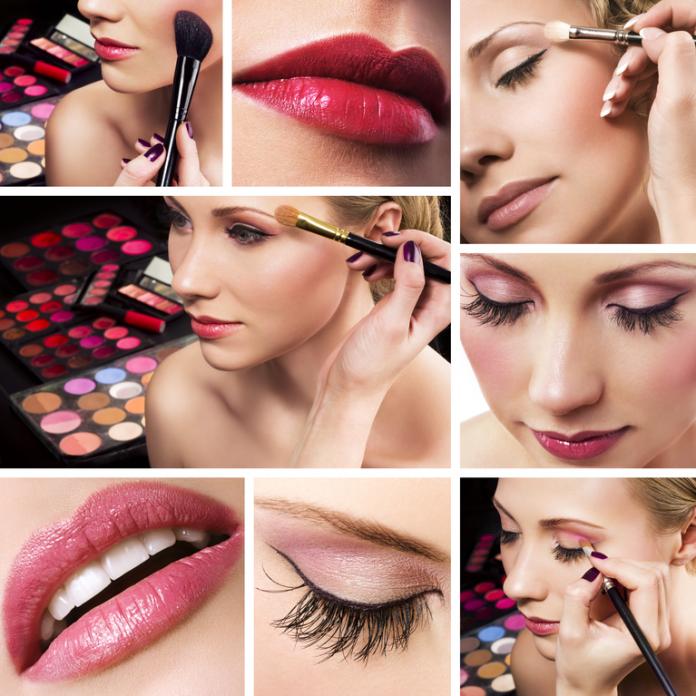 Как правильно девочкам делать макияж