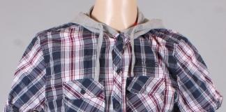 рубашки секонд-хенд