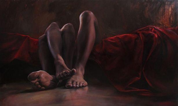Арт-галерея: интимное и манящее таинство женского оргазма