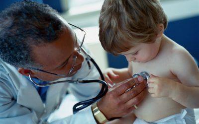 Нормы частоты дыхания у детей