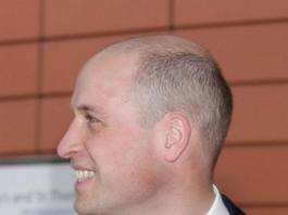 Принц Уильям сменил имидж: новые фото наследного принца новые фото