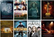 Фильмы по книгам Стивена Кинга: обзор популярных фильмов ужасов