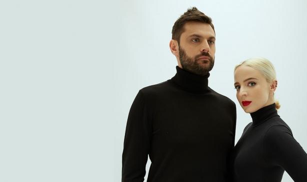Представители Франции на Евровидении-2018, группа Madame Monsieur, выступили на украинской сцене
