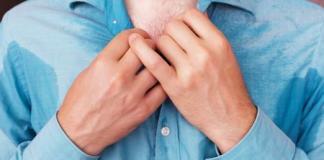Гипергидроз — что его провоцирует и как с этим бороться