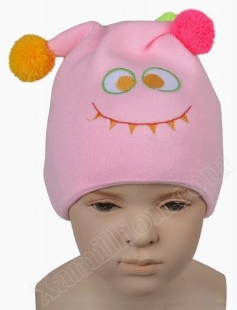 Шарфики и шапки для детей