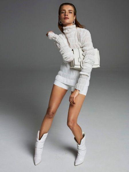 Наталья Водянова выразила свое отношение к движению #MeToo и рассказала о работе моделью