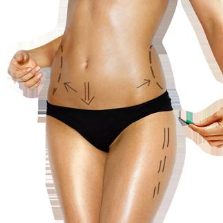 Коррекция фигуры массаж тела