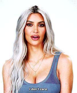 """Ким Кардашьян рассказала, как справляется с хейтерами: """"Когда-то я была очень чувствительной"""""""