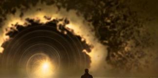Невероятная небесная аномалия в Камбодже