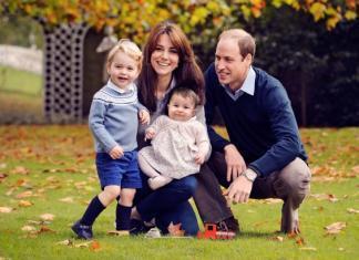Пять правил воспитания детей от Кейт Миддлтон и принца Уильяма