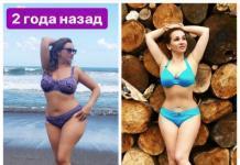 До и после: Анфиса Чехова продемонстрировала результаты похудения (ФОТО)