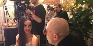Бузова провела вечер в ресторане с Нагиевым