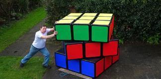 Польза кубика-рубика