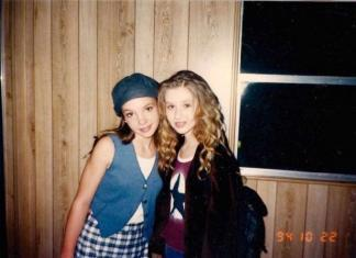 Стала известна причина подростковой вражды Кристины Агилеры и Бритни Спирс
