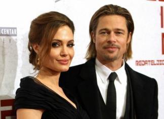 Спустя два года Анджелина Джоли и Брэд Питт решили вопрос опеки на детьми